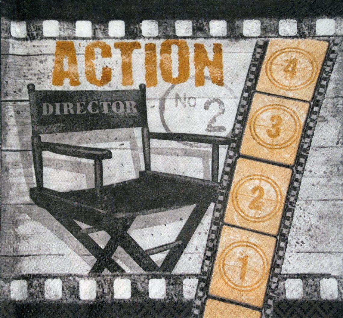 حرفه ای آموزشگاه سینمایی دارالفنون