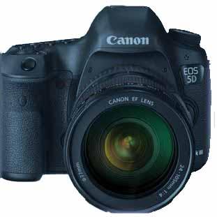 دوربین عکاس کانن 5D