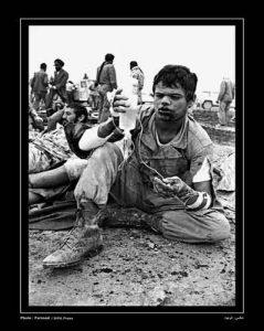 عکس جنگ