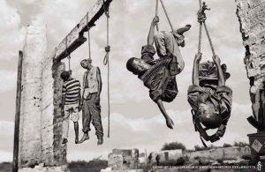 عکس اعدام
