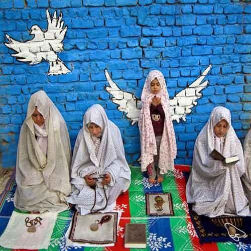 عکس نماز