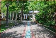 باغ موزه هنر ایرانی اماکن عکاسی تهران