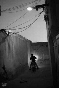 عکس تهران شهری معلق