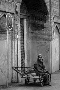 عکس کارگران بازار