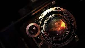عکس لنز