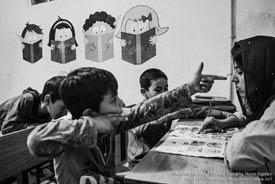 عکس کودکان بدون هویت