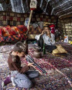 عکس زندگی عشایر