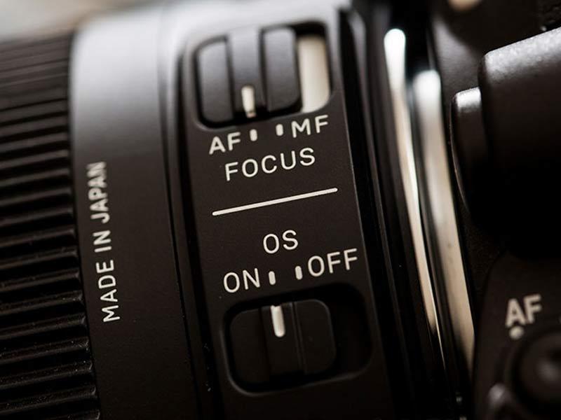 اتوفوکوس دوربین عکاسی