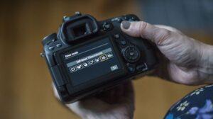 سلف تایمر دوربین عکاسی
