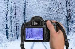 عکاسی برف