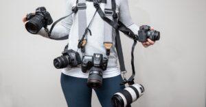 لرزش دوربین عکاسی
