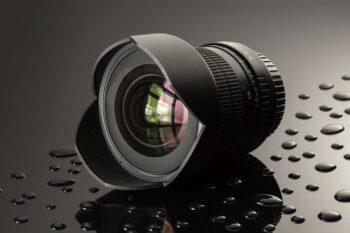 لنز عکاسی واید انگل